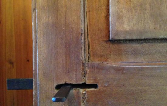Le serrature di una volta